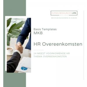 HR Overeenkomsten Basis Template MKB